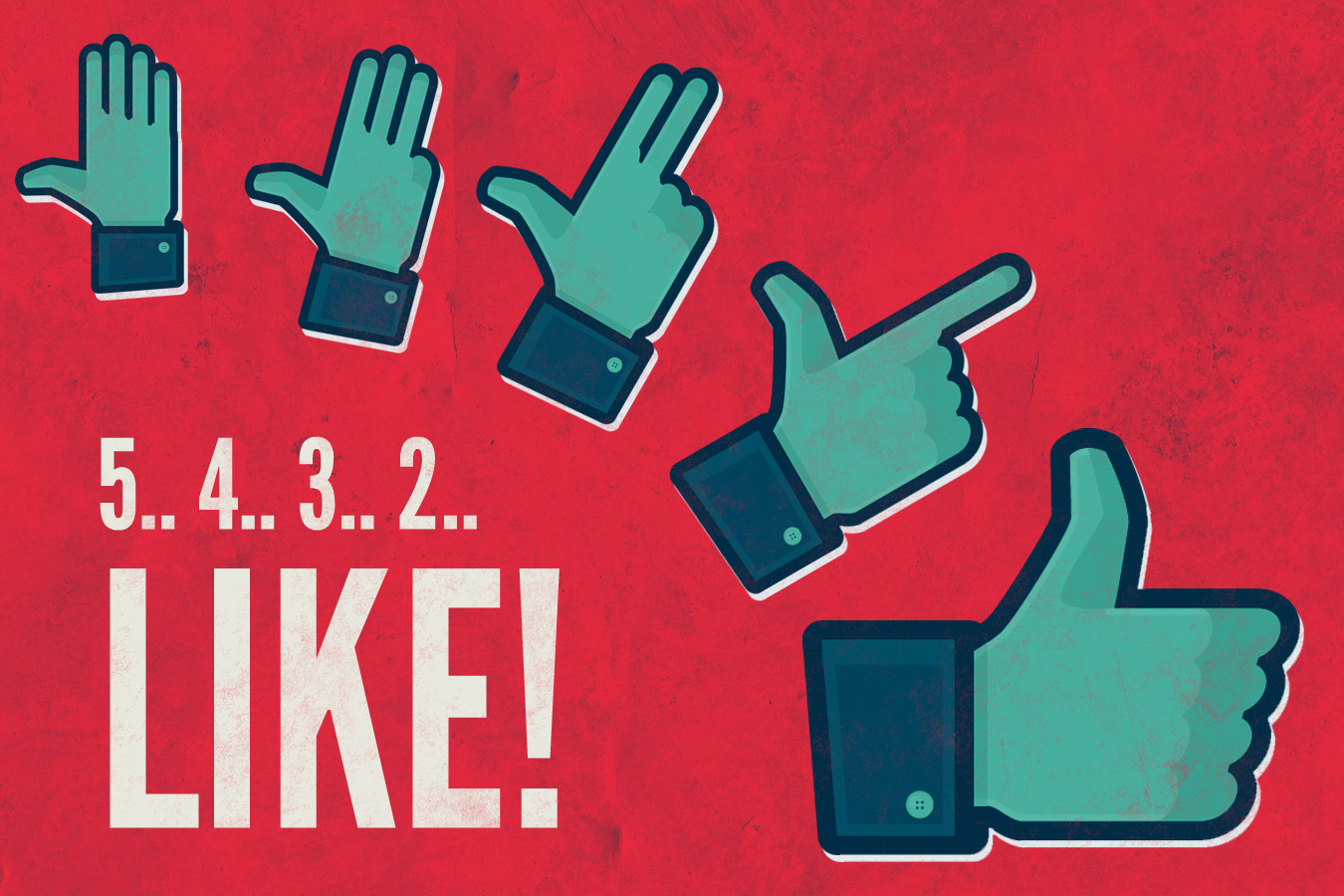 Get more Facebook Likes in Five easy Steps