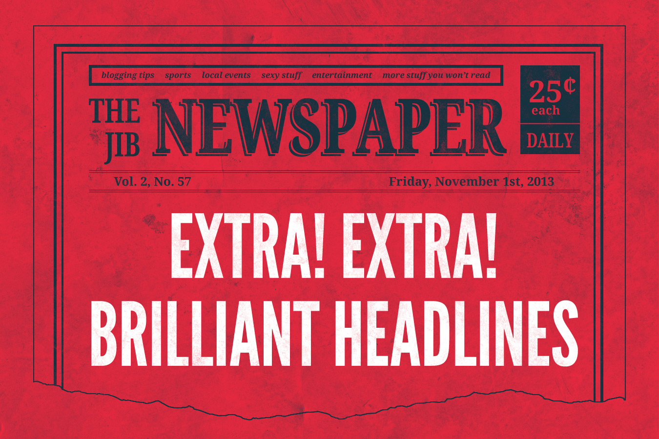 How to write excellent headlines